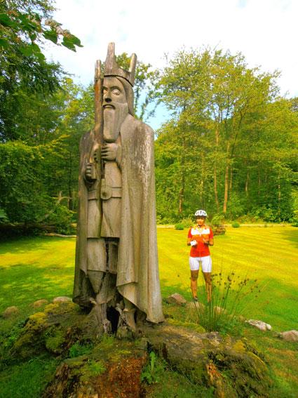 Statua re Alsazia