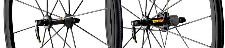 dettagli raggi ruota bicicletta