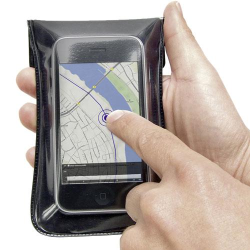 Porta cellulare Phonebag S Klickfix