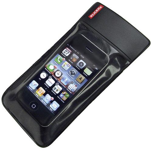 Phonebag S Klickfix porta smartphone per bicicletta