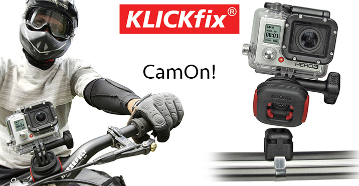 Klickfix cam on